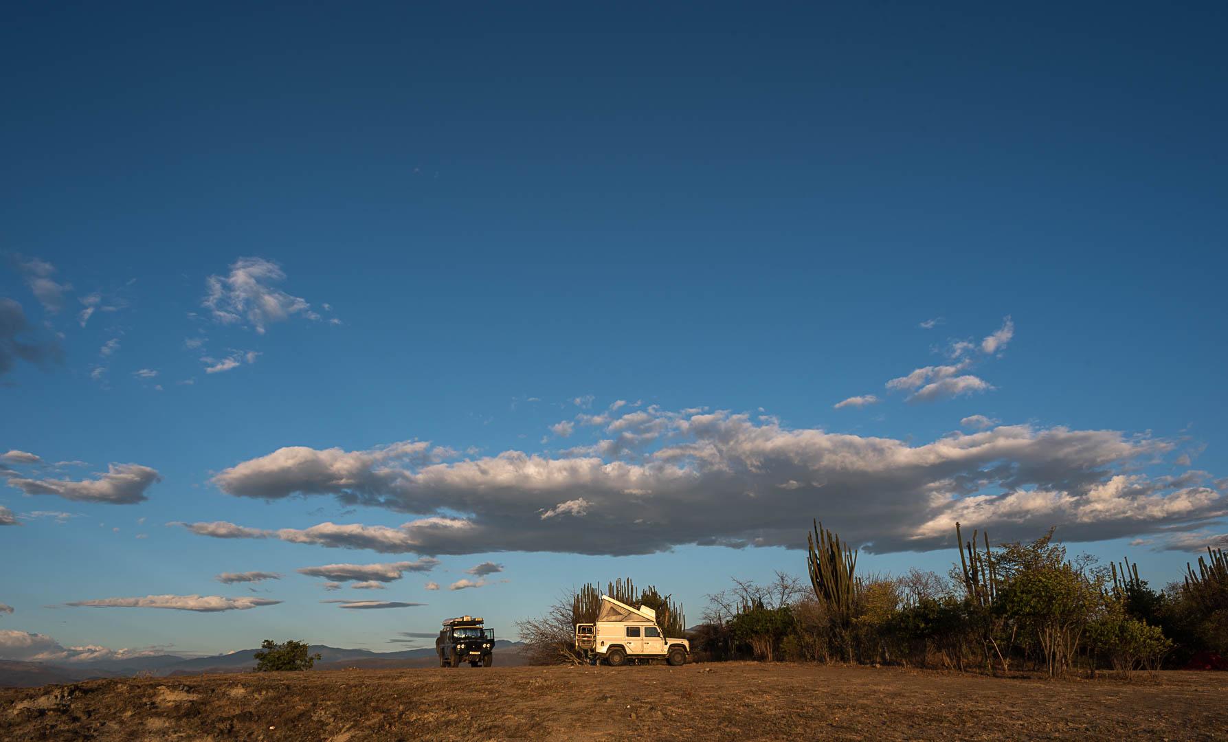 San Augustín – Desierto de Tatacoa – Salento – Valle de Cocora, Kolumbien