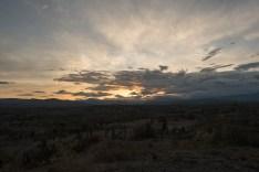 Dämmerung - Desierto de Tatacoa