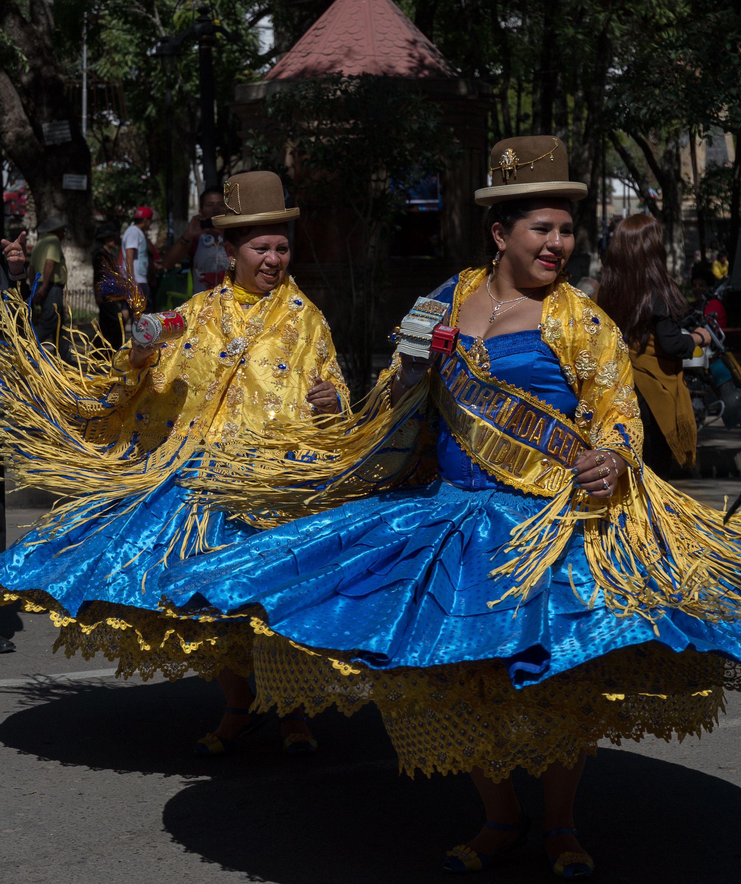 Bildergalerie Potosí – Sucre, Bolivien