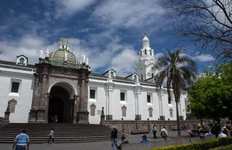 San Francisco - Quito