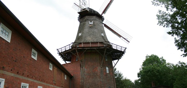 Windmühle Brockel