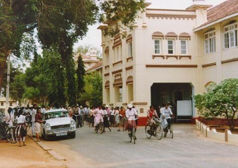 Jaffna-University-campus