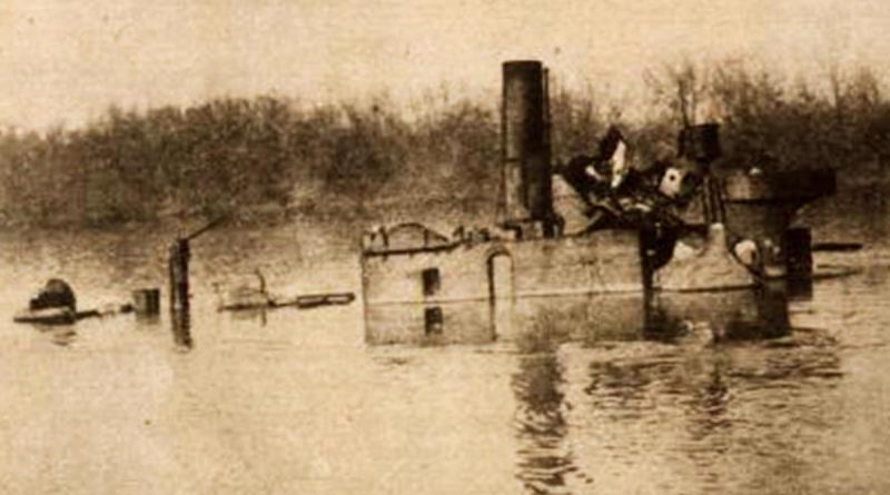 Nadgradnja potopljenog ''Temeša'' viri iznad nivoa Save kod Grabovačke Ade