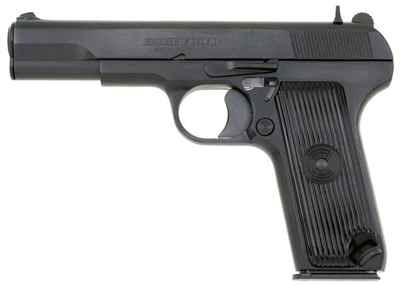 Eksperimentalni komercijalni pištolj М-60-А