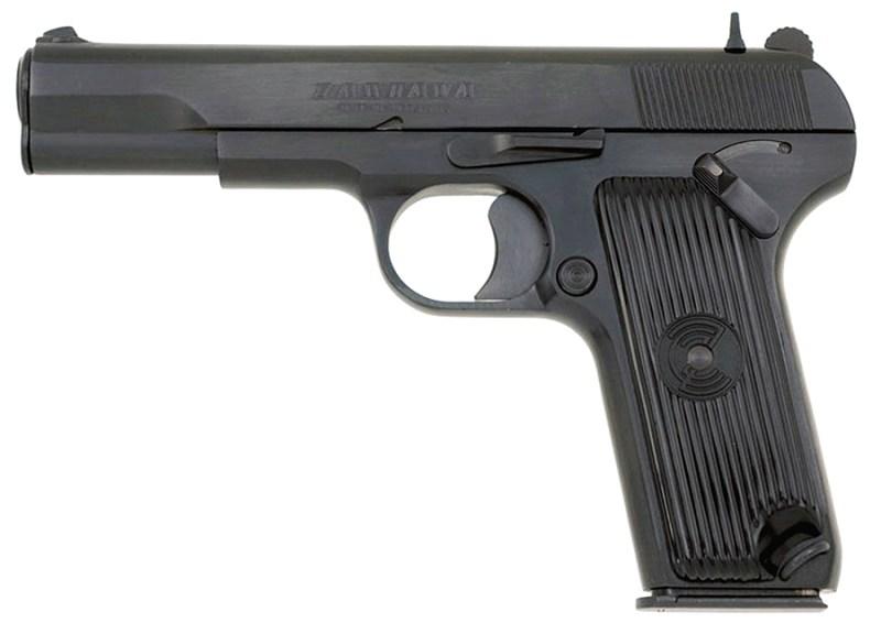 Komercijalni pištolj М-60-А