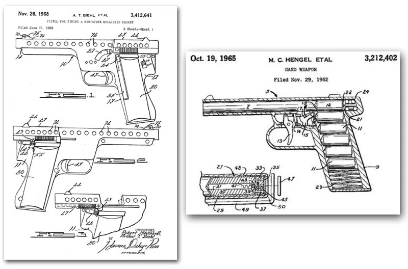 gyrojet patent