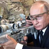 Snajper SVČ – Oružje iz koga je pucao Putin