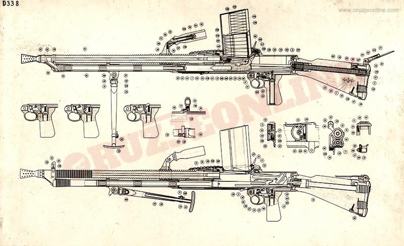 Fabrički presek PM ZB M26