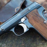 Španski pištolji Astra u zbirci MUP Srbije