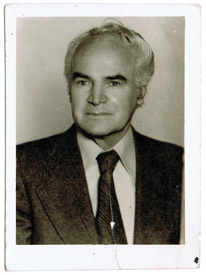 Konstruktor RB Anton Mesicek