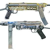 Automat 7,62 mm sistema Cvetić M1956
