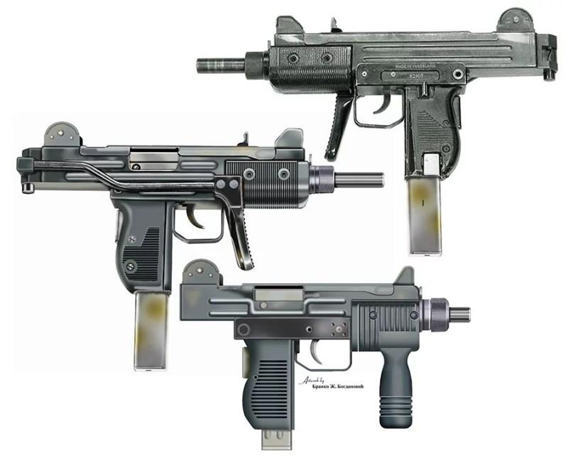 Srpski 9mm M-97 proizvod Zastava Arms (1)
