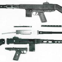 Od automata Mazalica (Grease gun) M3 do pištolja Liberator FP-45