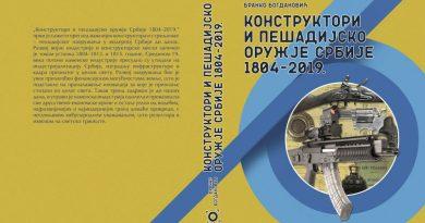Konstruktori i pešadijsko oružje Srbije 1804–2019.