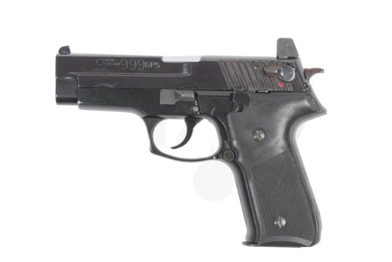 Eksperimentalni policijski pištolј 9 mm CZ 999 GPS