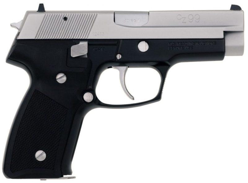 Pištolј CZ-99 u kalibru .40S&W (10×22mm Smith & Wesson)