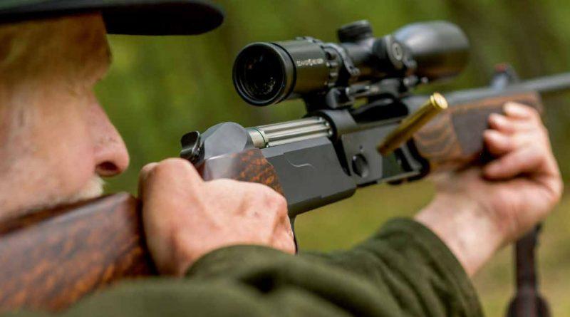 Krieghoff Semprio – munjevita akcija za lov pogonom