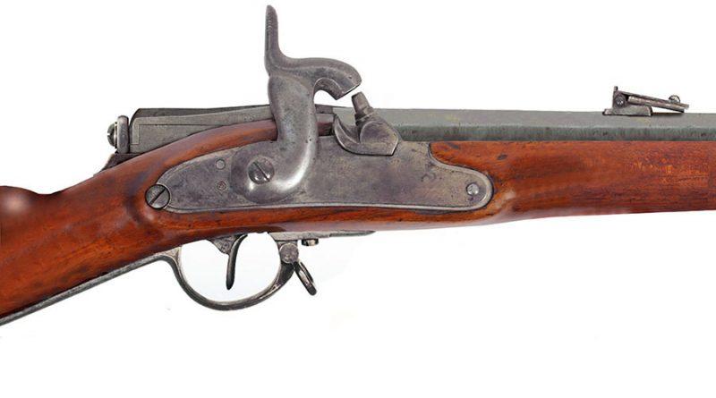 Detalјi puške grin M1867. Rekonstrukcija B. Bogdanović