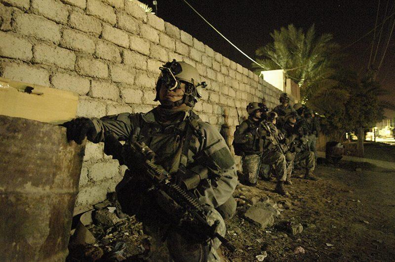 Rendžeri u Iraku, 26 april 2007