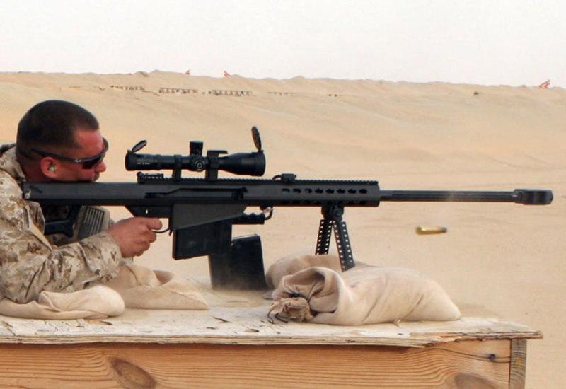 Barrett M107 Anti-Material / Anti-Personnel Sniper Rifle