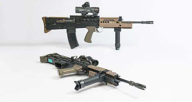 SA80-A2. 25 Neobicnih Primeraka Obicnog Oružja