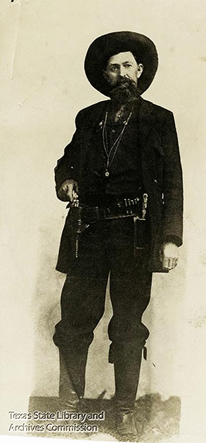 Renžer čete B2. Foto iz kolekcije William Deming Hornaday
