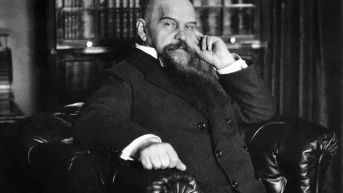 Nikolaj Henrikovič Hartvig (1857–1914). (Foto S. Černov)