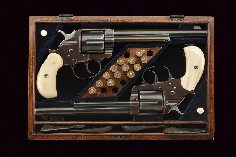 Colt Model 1878 Frontier