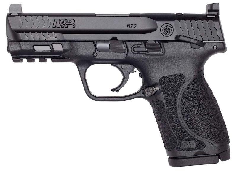 Smith & Wesson M&P 9 M2.0 Compact OR. Najbolji novi pištolji u 2021