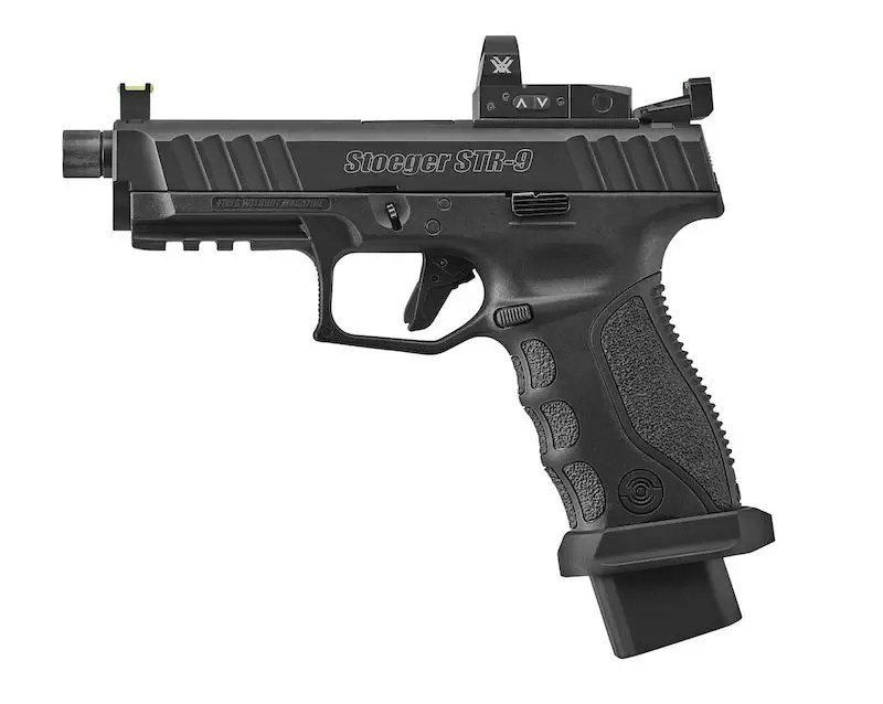 Stoeger STR 9S Combat. Najbolji novi pištolji u 2021