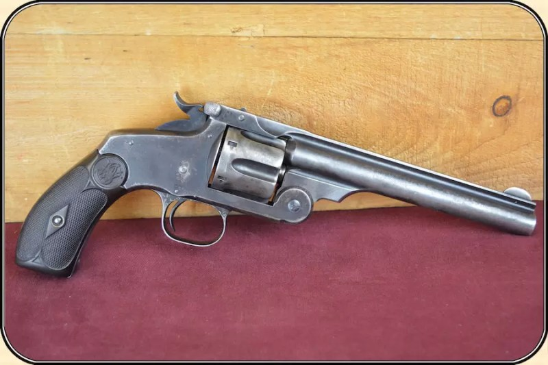 smith and wesson new model 3 m1878