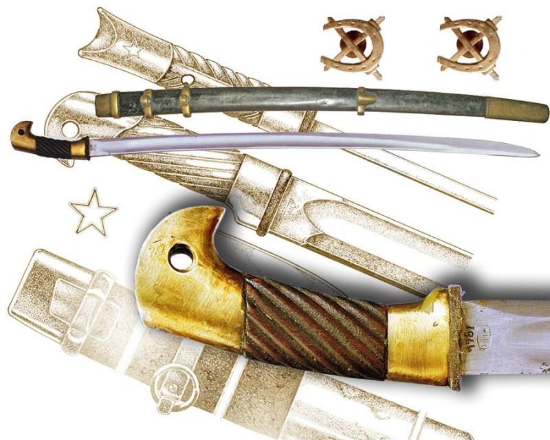 Saska M1927 u naoruzanju konjice SSSR i JA-JNA