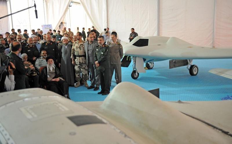 """Kako je Iran zarobio američki dron i došao u posjed """"stelt"""" tehnologije"""