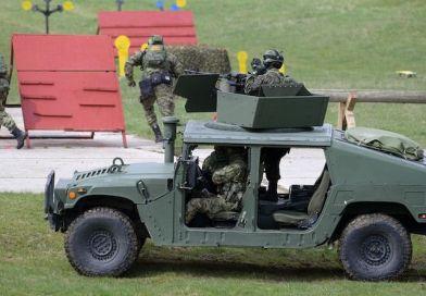 """""""Odgovor 2021"""" – združena taktičko-pokazna vežba sa bojevim gađanjem Vojske i MUP-a"""