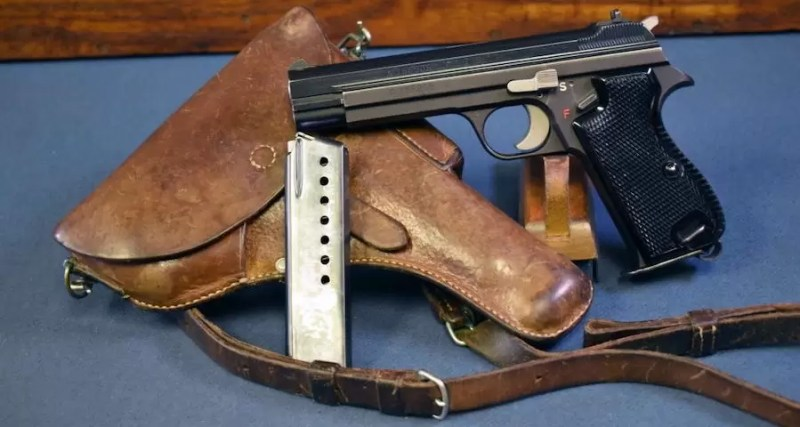 9mm SIG P210 M49