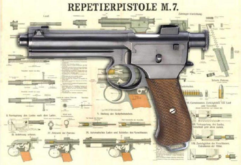 Roth-Steyr M07