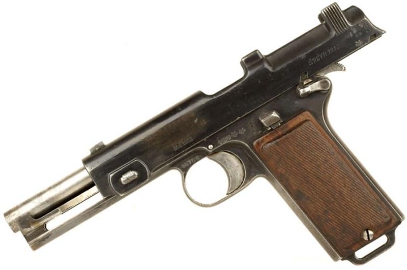 Steyr M12 - 3