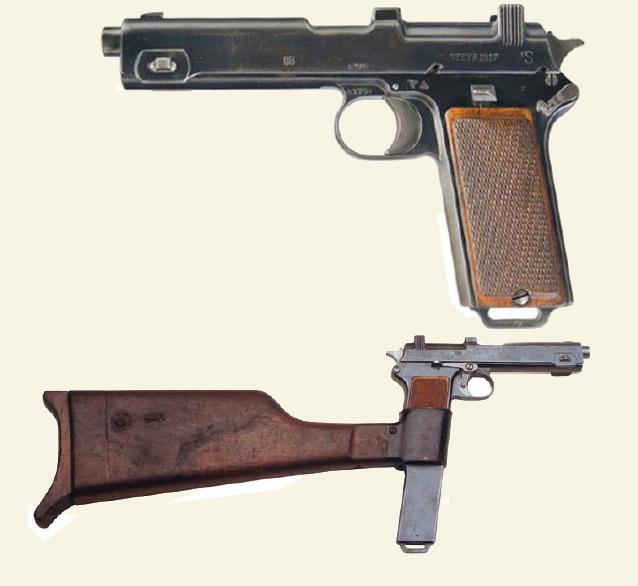 Steyr M12 i M12-P16