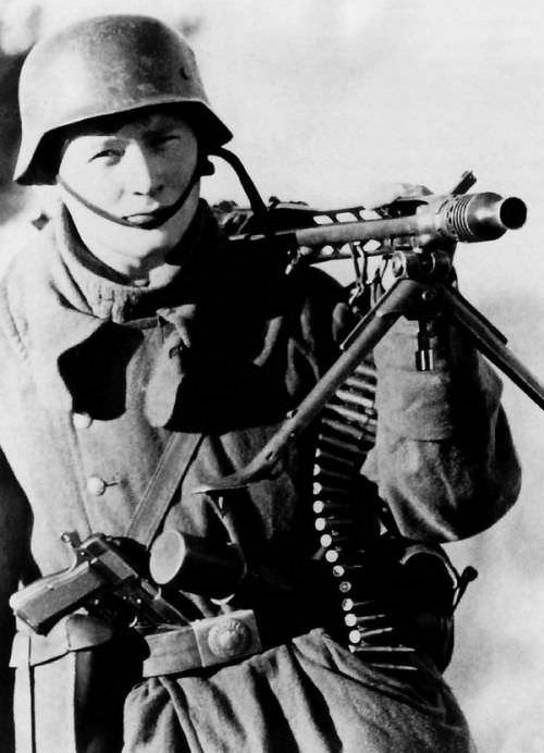 nemacki vojnik sa HP35