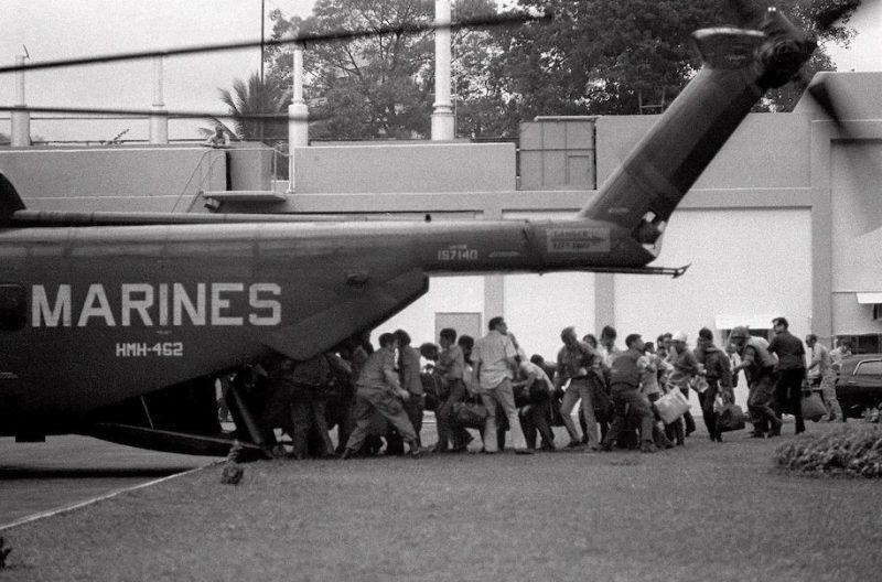 Saigon nekada Kabul sada
