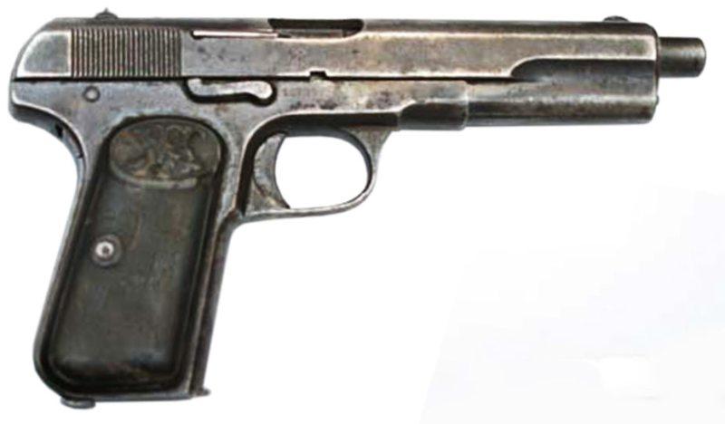 Pištolj 9 mmBL FN Browning M1903 –navodno Draže Mihailovića