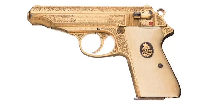 Walther PP br. 751249 Karola II