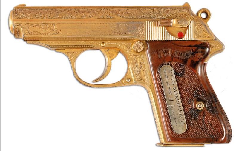 Walther PPK br. 210985k Ota Marenbaha.