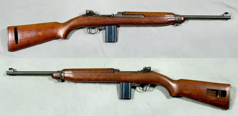 Karabin .30 M1.