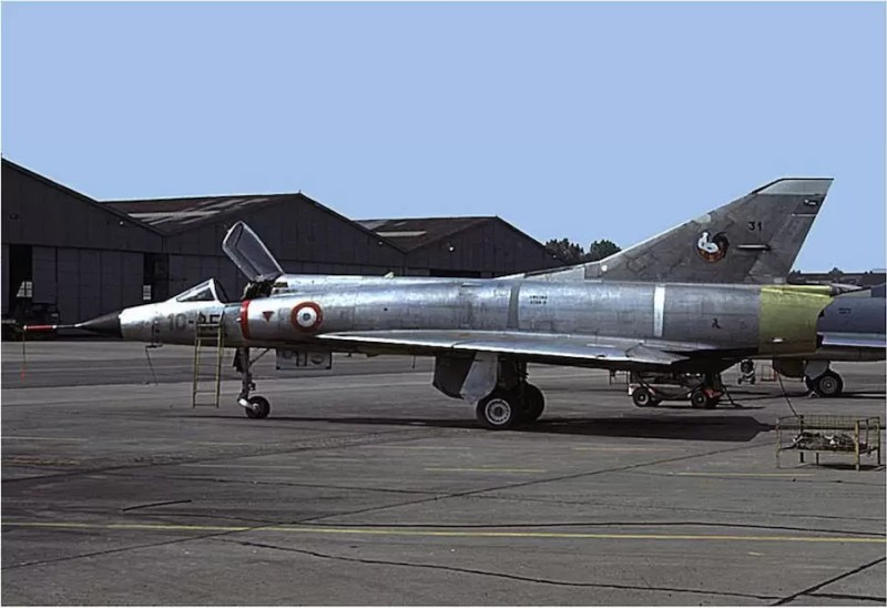 Lovac Mirage III RV Francuske