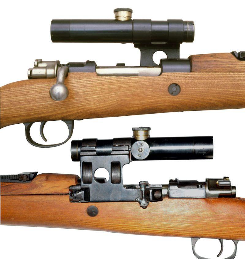 Detalјi ON-52 (optički nišan №.1 M1952, proizvodnja Tovarna optičnih sredstev, TOS, Ljublјana)
