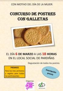 Concurso de Postres con Galletas 🗓