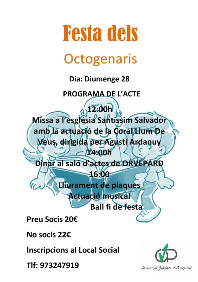 Festa dels Octogenaris