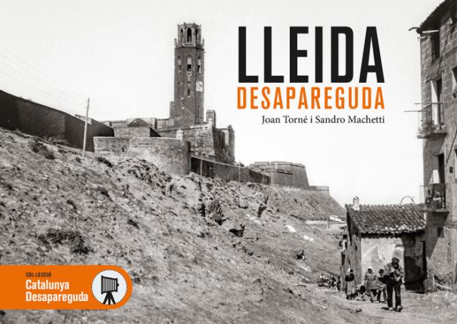 """Presentació del llibre """"Lleida desapareguda"""" 🗓 🗺"""