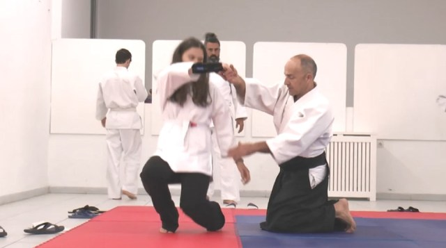 PARDINYES TV – Activitat Aikido